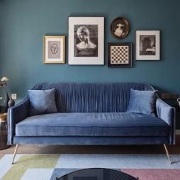 复古轻奢沙发美图