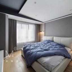现代简约之卧室图片