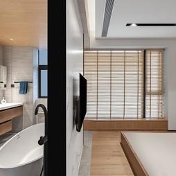 现代简约风:卫生间图片