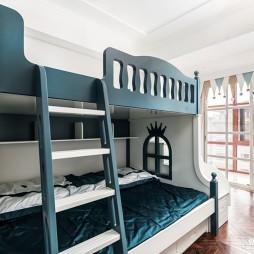 法式风情儿童房设计图