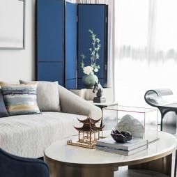 中式现代—客厅图片