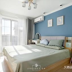 【久栖设计】—卧室图片