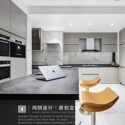 古典和摩登—厨房与餐厅图片