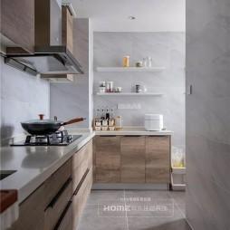 现代风格—厨房图片