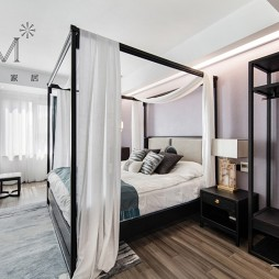 新中式—卧室图片
