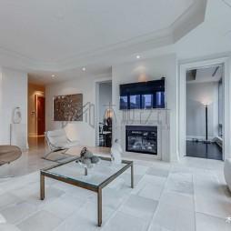 现代简欧—客厅图片