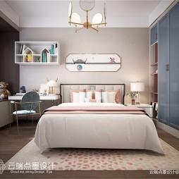 中式现代孩子房间
