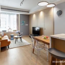 原木小屋—客餐厅图片
