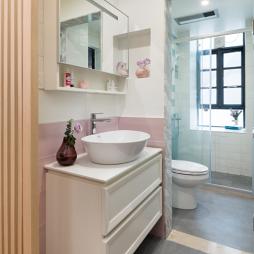 原木小屋—卫生间图片