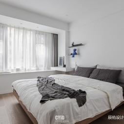 120平米现代简约—卧室图片