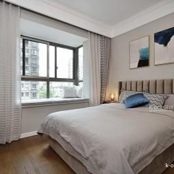 现代简约轻风—卧室图片