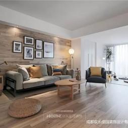 150平米现代简约——客厅图片