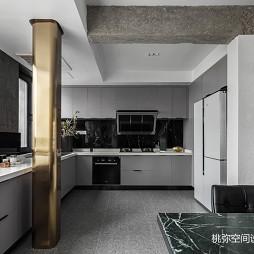 【桃弥设计】——【融侨华府】—厨房图片