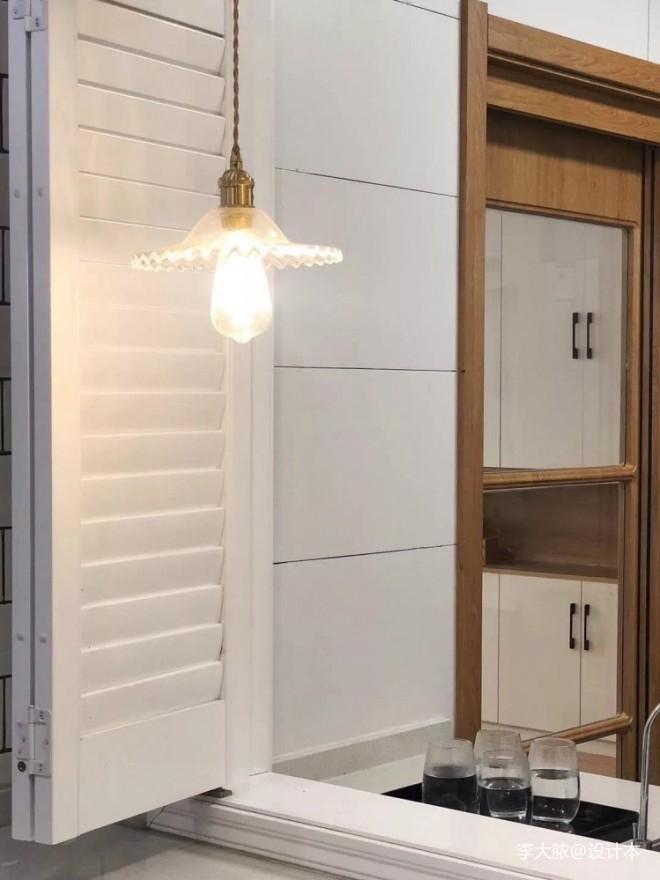 这个家一打开门就能感受到厨房温暖的烟