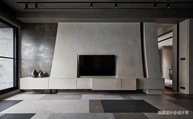 质雕时光——电视背景墙图片