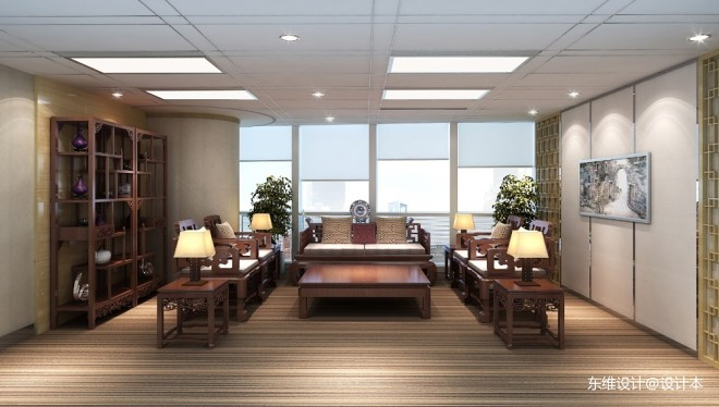 广州富宏投资有限公司办公室设计_37