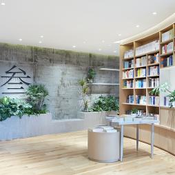 唐宁书店——书架图片