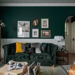 MODERN/《邂逅·暮野》——客厅图片