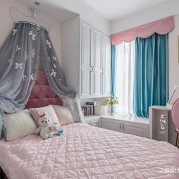 125平米美式经典——儿童房图片