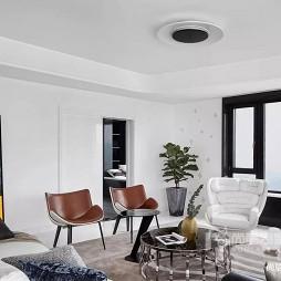500㎡现代风格——客厅图片