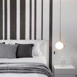 500㎡现代风格——卧室图片