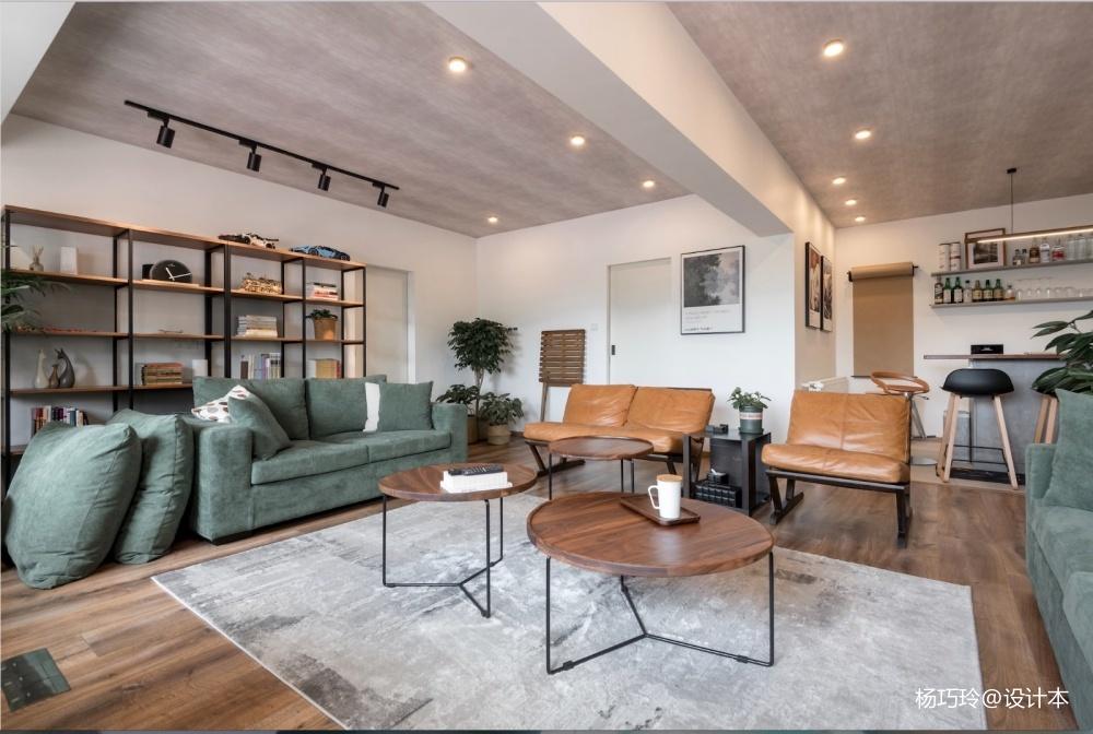 现代简约—无框——客厅图片