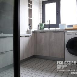 清晨美式——厨房图片