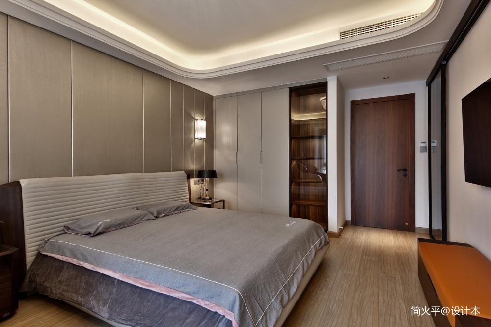 现代简约—吉宅——卧室图片