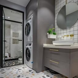 天用|两房完美改三房——卫生间图片