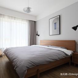 89平米现代简约—卧室图片