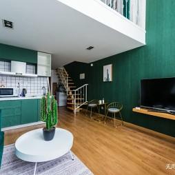 现代简约—木林森——客厅图片