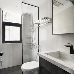 薄荷设计《以现代轻奢美学诠释新贵生活》——卫生间图片