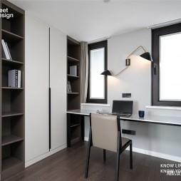 197平米现代简约——书房图片