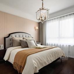 美式 | 110平方——卧室图片