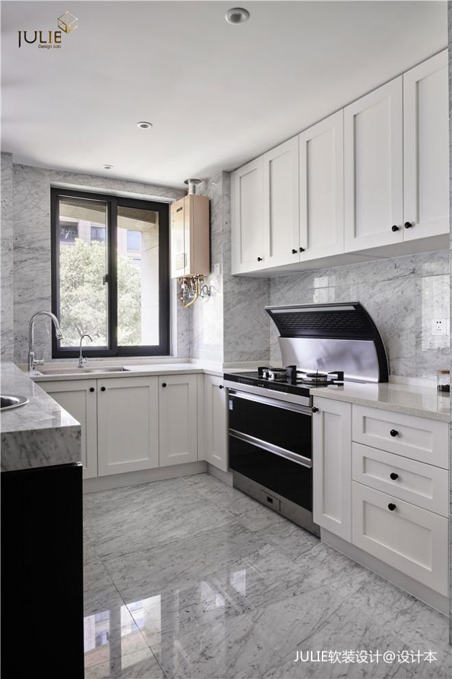 180平米现代简约——厨房图片