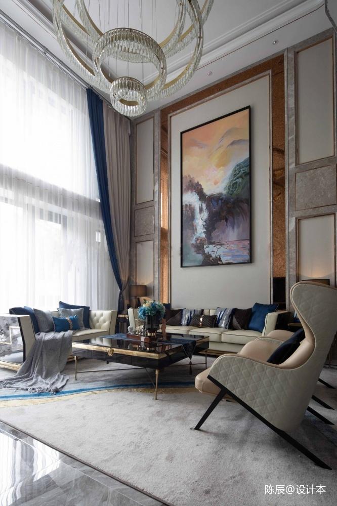 成都·彩叠园《珂》——客厅图片