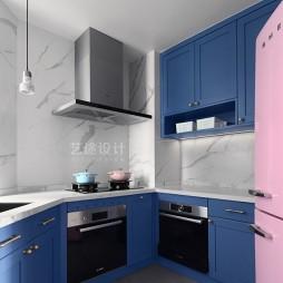 114平米现代简约——厨房图片
