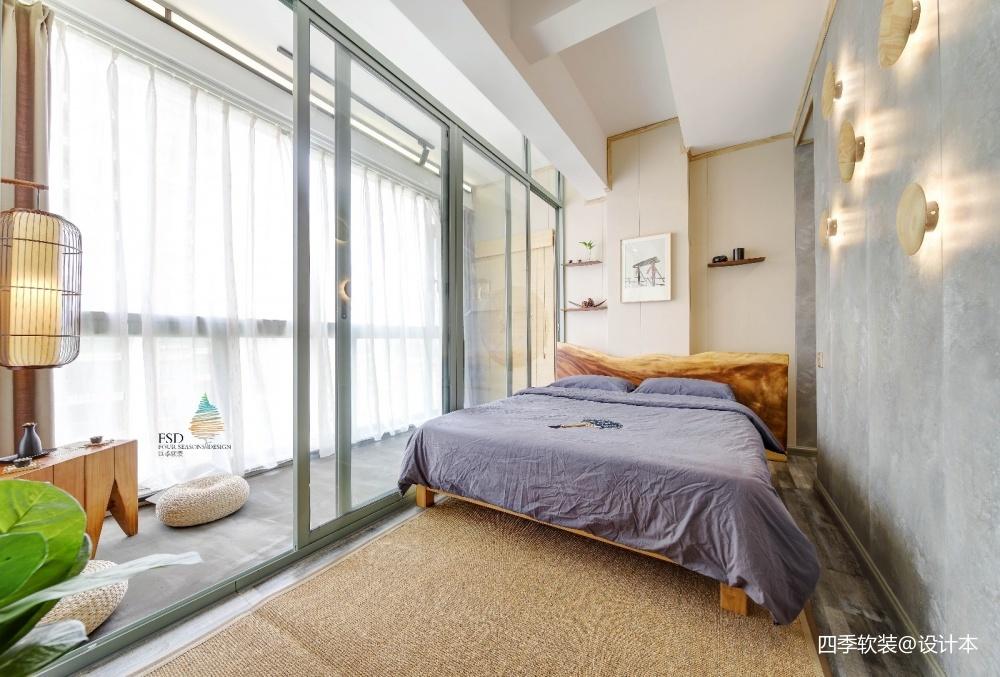 510平米复式民宿——落地窗房图片