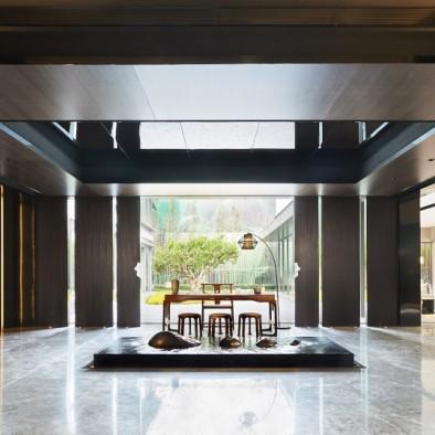上海融创领馆一号院|空间内外的艺术共融_3855395