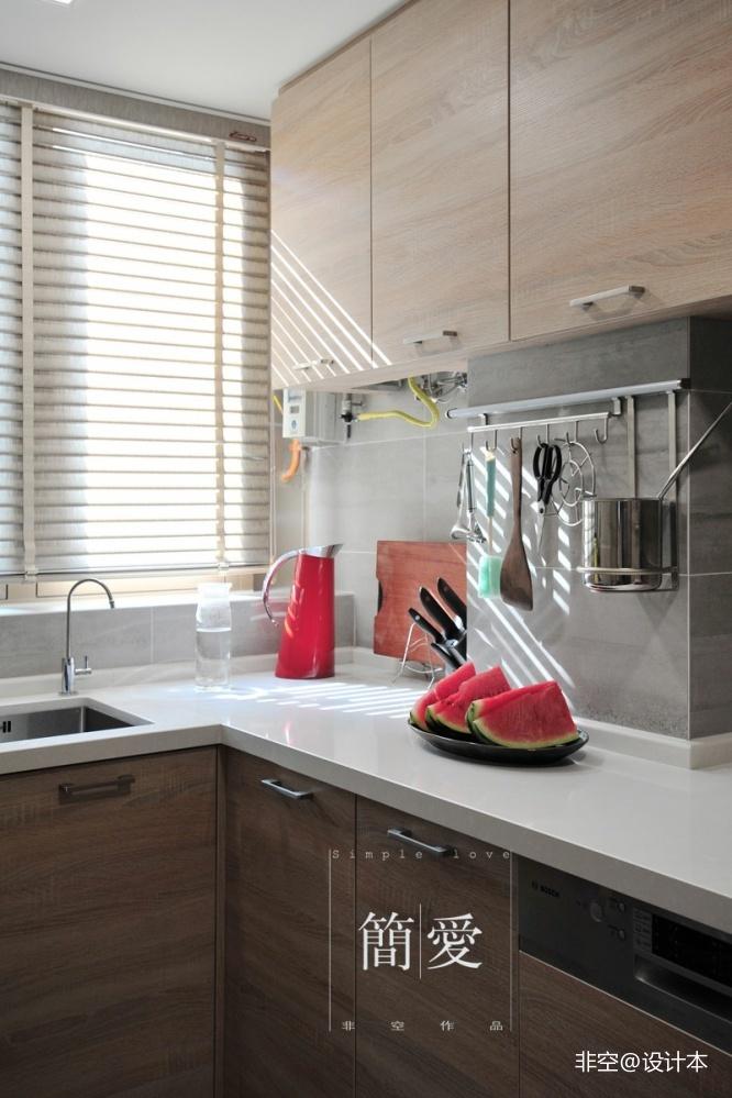 简爱---清新北欧风——厨房图片