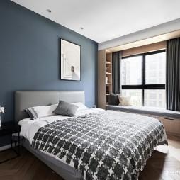 小户型现代简约——卧室图片