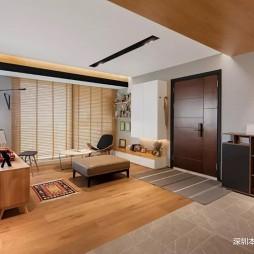 简约之美-香山里——门厅图片