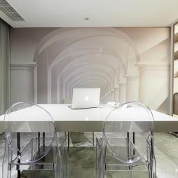 218平米办公空间——办公室图片