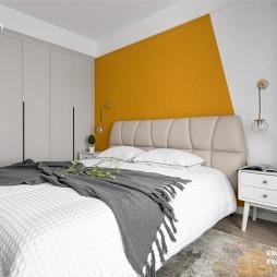 140平三居——卧室图片