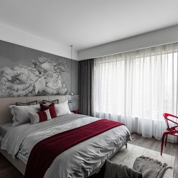 209现代简约——卧室图片