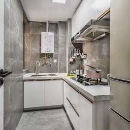 68平潮流混搭——厨房图片