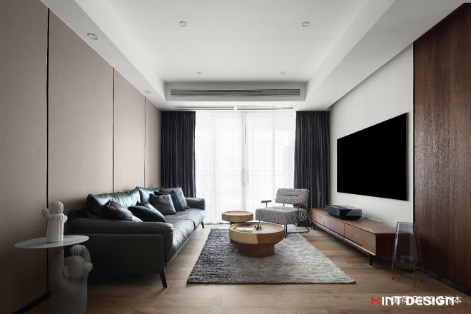 薄荷设计 | 悦山湖.居——客厅图片