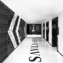 重庆savla精品酒店——走廊图片