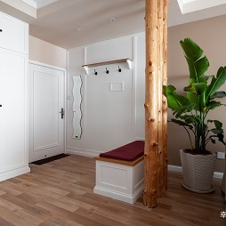 温暖的宅——玄关图片