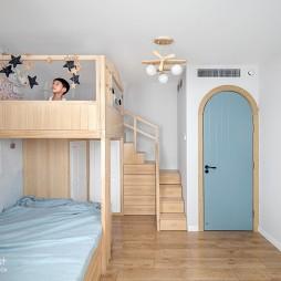 三居现代简约——卧室图片